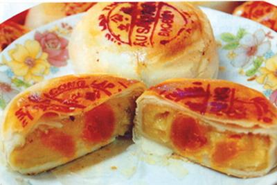 banh pia soc trang - Những món bánh làm quà cho chuyến du lịch miền Tây