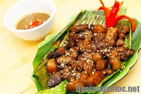 hap dan am thuc dan toc thai - Hấp dẫn từ ẩm thực dân tộc Thái