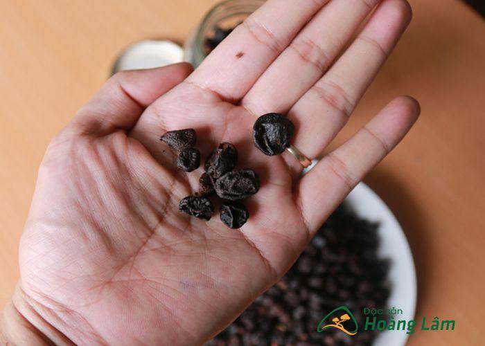 hat mac mat ngon 4 - 1kg Hạt mắc mật khô