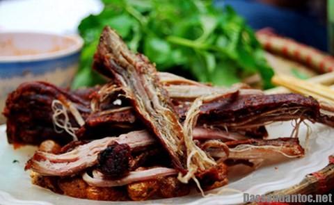 thit trau kho ngot dai - Các món ăn từ thịt trâu ngon nhất
