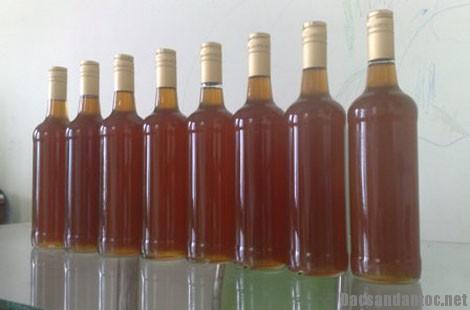 dac san mat ong rung nguyen chat - Mật ong rừng nguyên chất - vị thuốc quý từ thiên nhiên