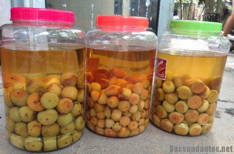 dac san ruou tao meo - Những tác dụng tuyệt vời của rượu táo mèo