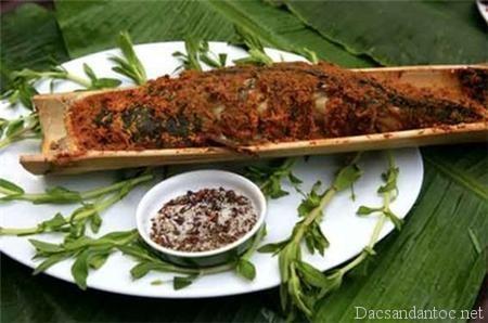 lam nho tay bac - Về bản Chiềng Xôm ăn pa pỉnh tộp