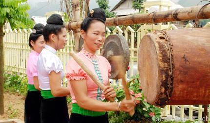 mo hinh ban van hoa dien bien - Mô hình bản văn hóa du lịch ở Điện Biên