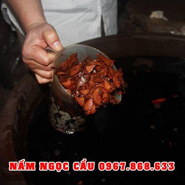 namngoccau4 - Nấm ngọc cẩu khô