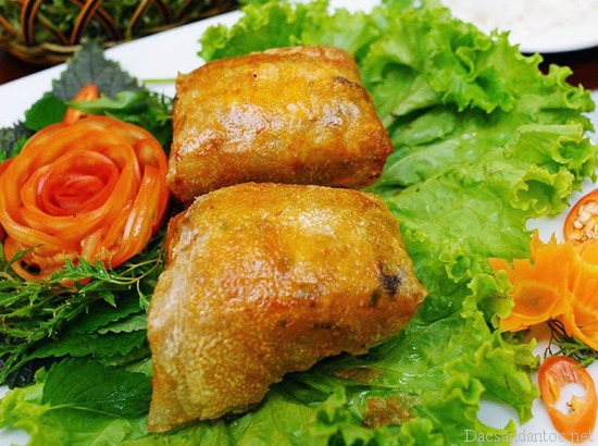 nem cua be - Top 10 món ăn nổi tiếng không nên bỏ qua khi du lịch Hải Phòng