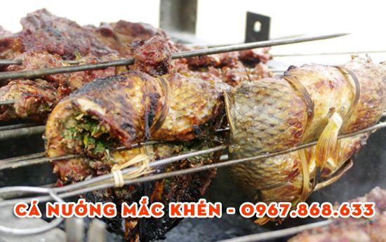 ca nuong mac khen 2 - 2kg Hạt mắc khén