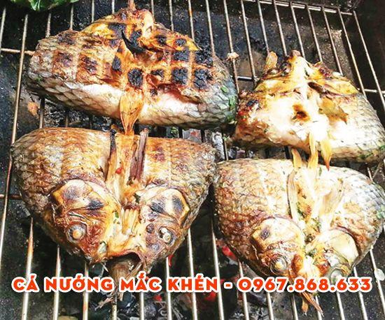 ca nuong mac khen 3 - 2kg Hạt mắc khén