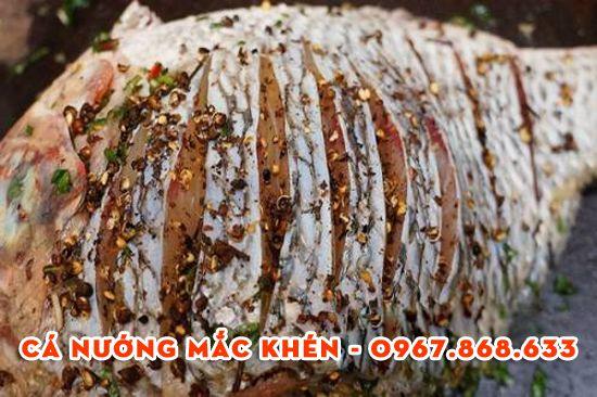 ca nuong mac khen - 2kg Hạt mắc khén