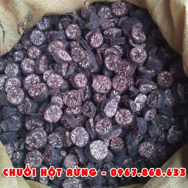 chuoihot2 - Chuối hột rừng khô