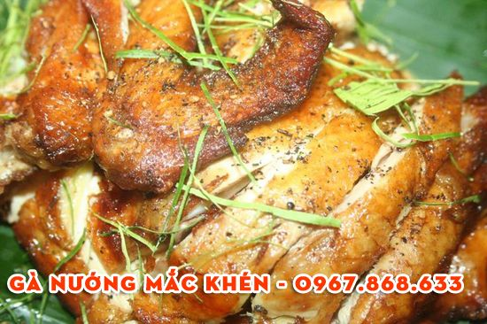 ga nuong mac khen 2 - 2kg Hạt mắc khén