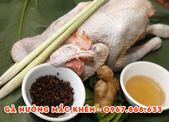 ga nuong mac khen 3 - 2kg Hạt mắc khén