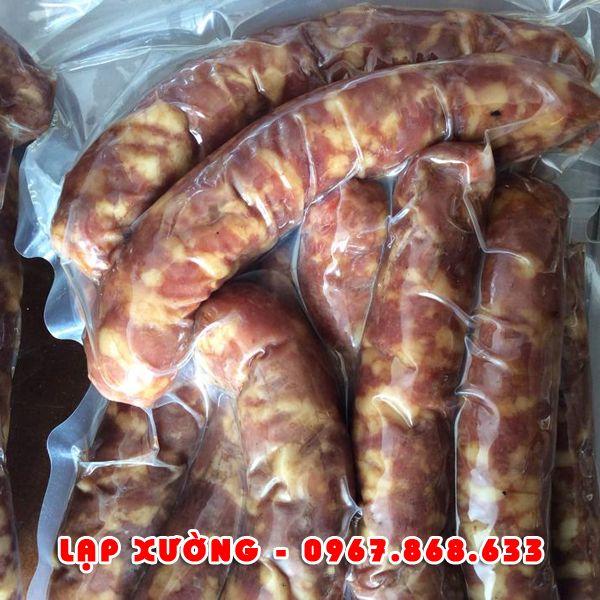 lapxuong3 - 2kg Lạp xưởng gác bếp