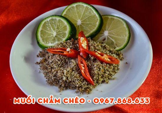 muoi cham cheo ngon dien bien - 2kg Hạt mắc khén