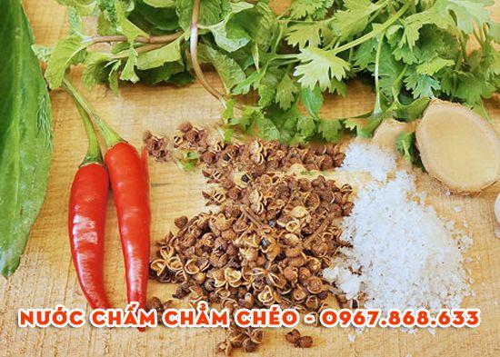 nuoc cham cham cheo - 2kg Hạt mắc khén