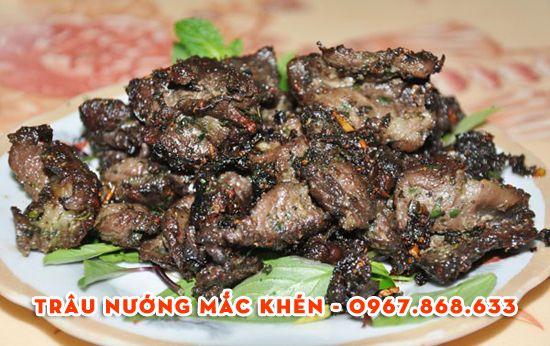 trau nuong mac khen - 2kg Hạt mắc khén
