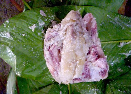 dac san son la 9 - Hãi hùng với đặc sản... thịt thối ở Sơn La