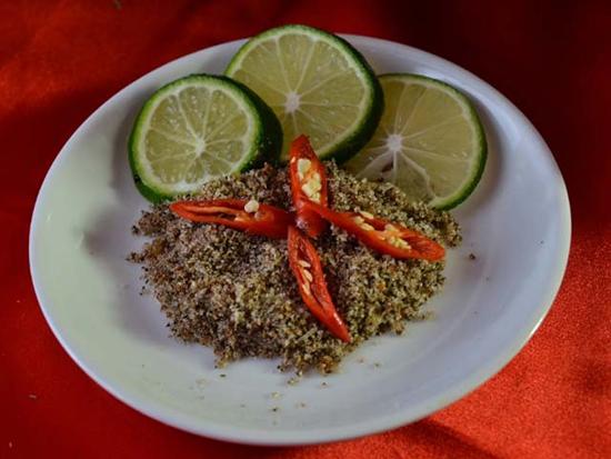 mon ngon dien bien 9 - Top 7 món ăn đặc sản Lào Cai không ăn không về