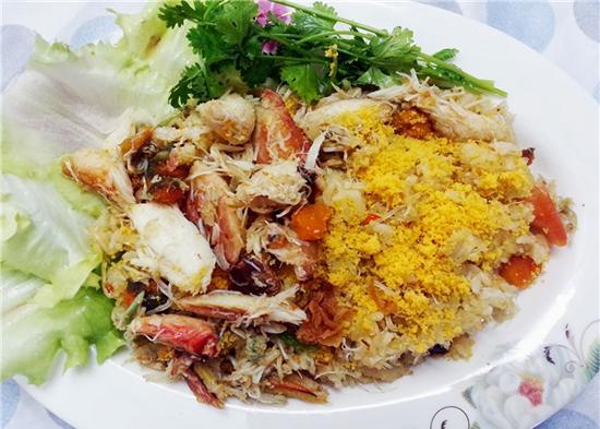 dac san kien giang 9 - Hấp dẫn với cách chế biến cầu kỳ, lạ mắt với món ăn của người Thái