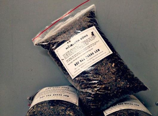 hat mac khen hoang lam - 1kg hạt mắc khén