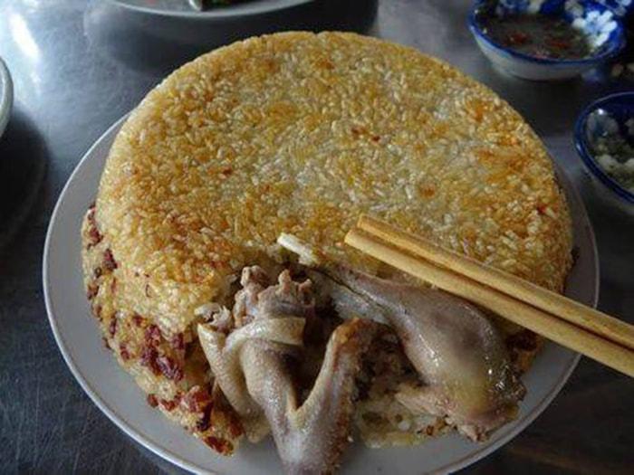 Đặc sản xôi chim Mường Thanh