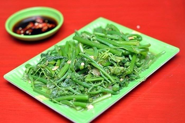 7 loai rau dac san noi tieng o sapa 1 - 7 loại rau đặc sản nổi tiếng ở Sapa