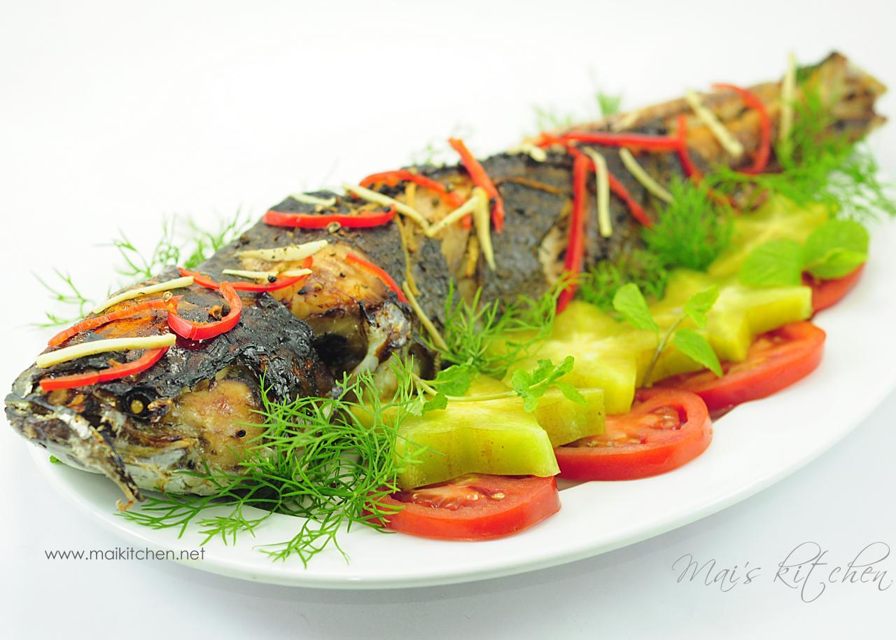 ca nuong hat mac khen tay bac - Cách làm cá nướng mắc khén đậm chất ẩm thực Tây Bắc