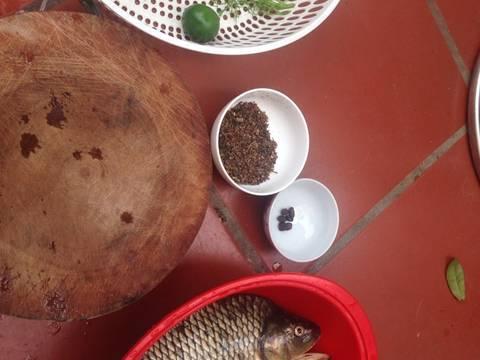 ca nuong kieu tay bac - Cách làm cá nướng mắc khén đậm chất ẩm thực Tây Bắc