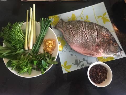 ca nuong mac khen dan toc thai - Hấp dẫn với cách chế biến cầu kỳ, lạ mắt với món ăn của người Thái