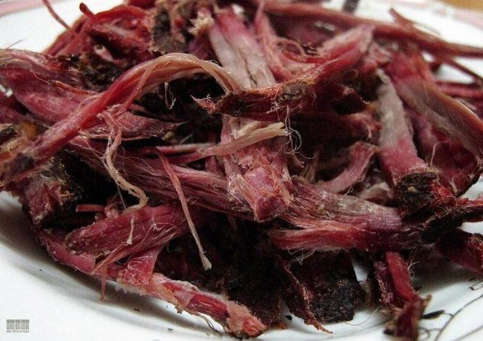 cach thuong thuc thit trau gac bep dung chuan tay bac 1 - Cách thưởng thức thịt trâu gác bếp đúng chuẩn Tây Bắc