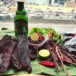 cach thuong thuc thit trau gac bep dung chuan tay bac 150x150 - 9 món ăn đặc sản nổi tiếng của Yên Bái