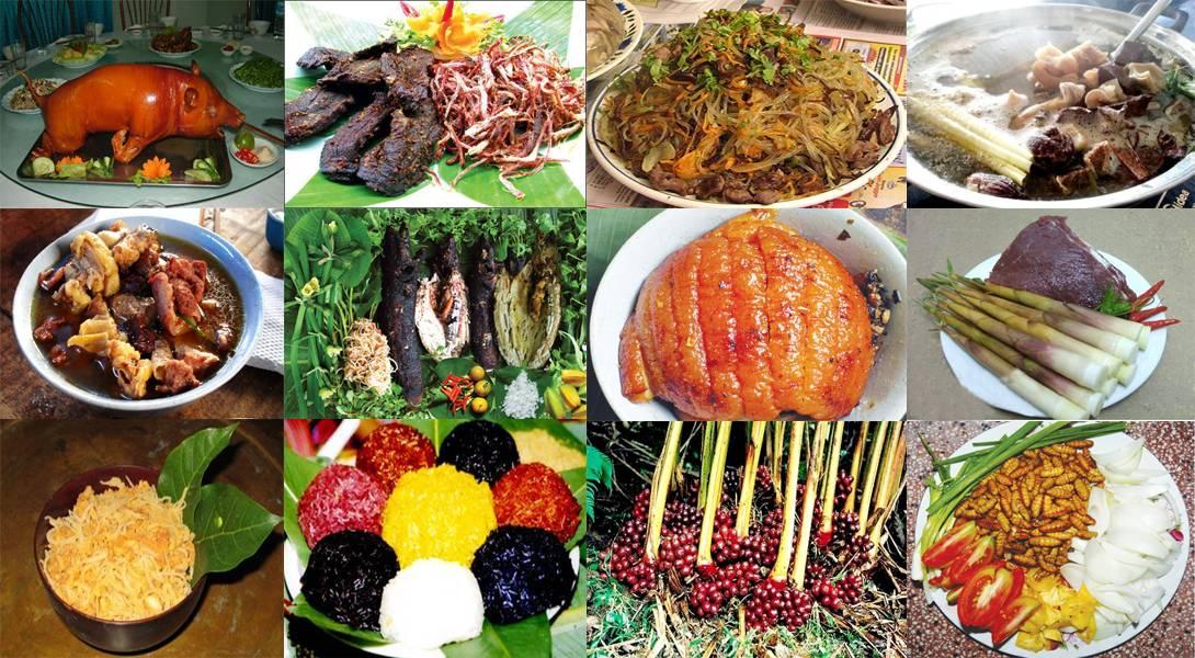 di lai chau co dac san gi de mua ve lam qua cho nguoi than - Những món ăn ngon nổi tiếng ở Điện Biên