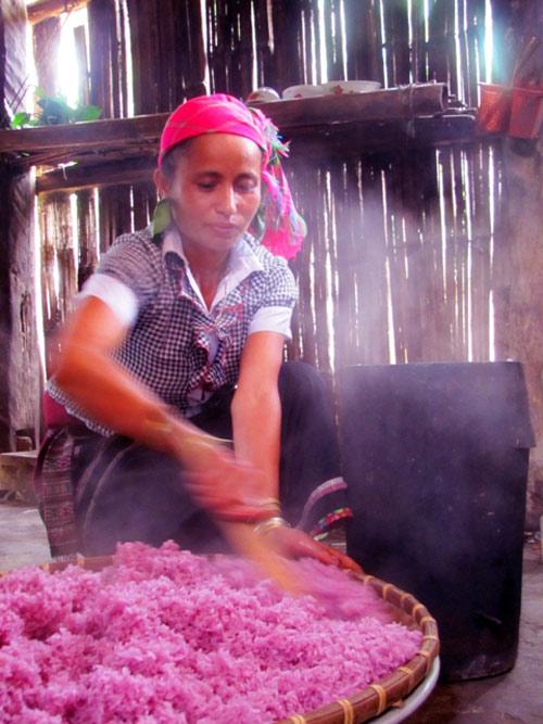 huong men rung trong dac san lai chau 5 - Hương men rừng trong đặc sản Lai Châu