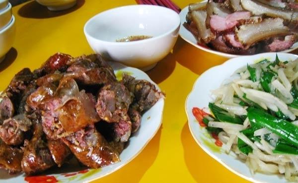 mua thit kho tay bac xuong thanh thi 5 - Mùa thịt khô Tây Bắc xuống thành thị