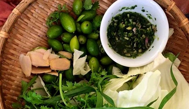 Những món ăn vặt độc đáo, ngon khó chối từ của người Thái Tây Bắc - Ảnh 2.
