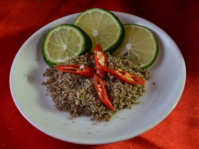 nhung mon dac san phai thu khi toi dien bien - Hấp dẫn với cách chế biến cầu kỳ, lạ mắt với món ăn của người Thái