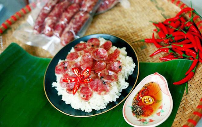 nhung mon ngon dan da khong the bo qua khi toi yen bai - Tự làm thịt gác bếp ngon sạch đón Tết