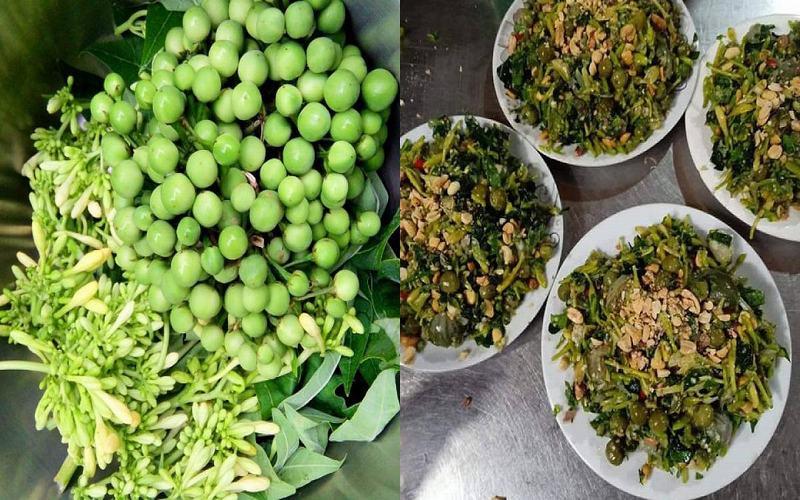 10 mon ngon va dac san dien bien - Chẩm chéo - món gia vị không thể thiếu trong ẩm thực Tây bắc