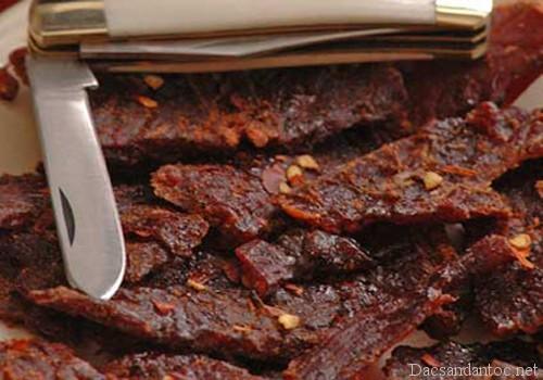 cach lam thit bo kho vat chanh ngon tuyet 3 - Cách làm thịt bò khô vắt chanh ngon tuyệt
