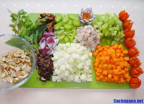 cach nau mon rau cu xao thap cam tuoi gion 1 - Cách nấu món rau củ xào thập cẩm tươi giòn