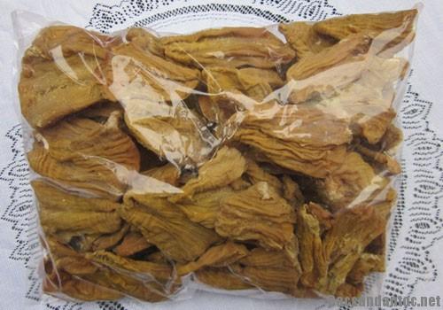 dac san mang luoi lon noi tieng vung tay bac - Thơm lừng ngây ngất với thịt lợn khô độc đáo Tây Bắc