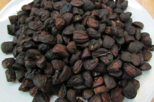 den tay bac quen sao duoc huong hat doi thom nong - Những món ăn ngon từ hạt dổi rừng