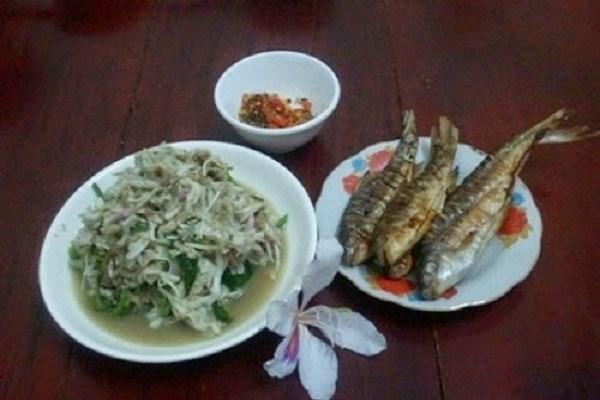 say long nhung mon ngon tu hoa ban o dien bien 3 - Say lòng những món ngon từ hoa ban ở Điện Biên