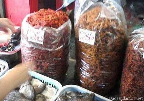 thit oi tam hoa chat thanh dac san thit kho - Lại phát hiện bò khô làm bằng thịt lợn sề ở Hà Nội